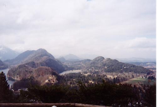 お城からの景色